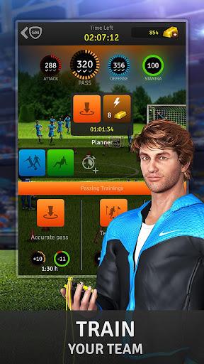 Golden Manager - Soccer - screenshot