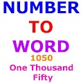 Free Number to Word Conversion APK for Windows 8