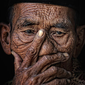 by Annisa Fitriani - People Portraits of Men