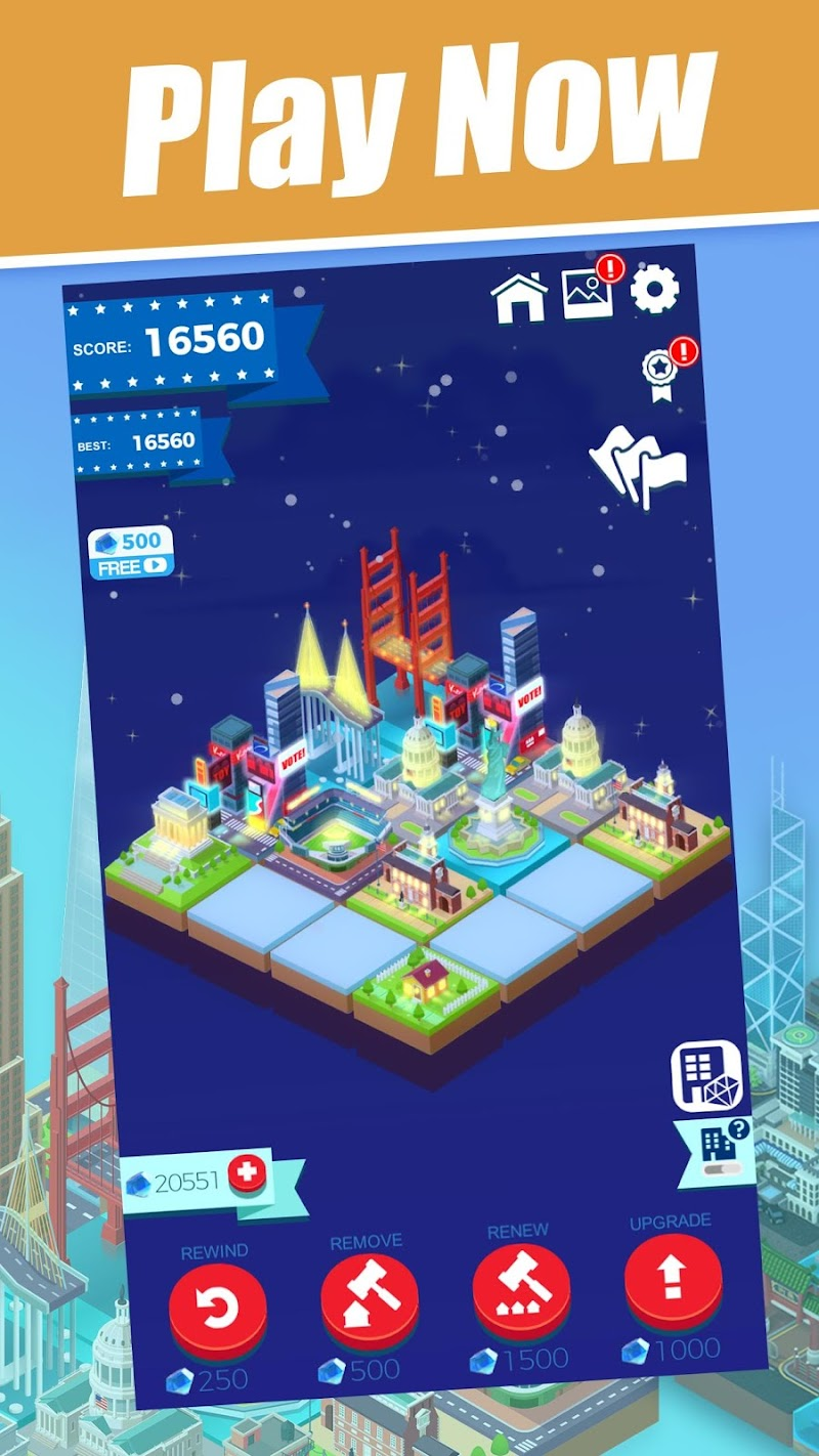 World Creator - 2048 Puzzle & Battle Screenshot 6