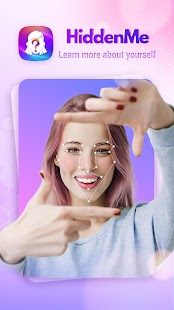 HiddenMe - Aging Camera, Face Scanner for pc