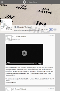 C3 Church Thirroul - screenshot