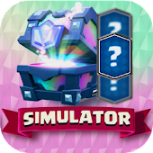 Game Simulator for Chest Clash Royal APK for Windows Phone