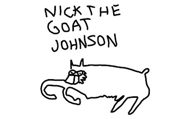 nick the goat johnson