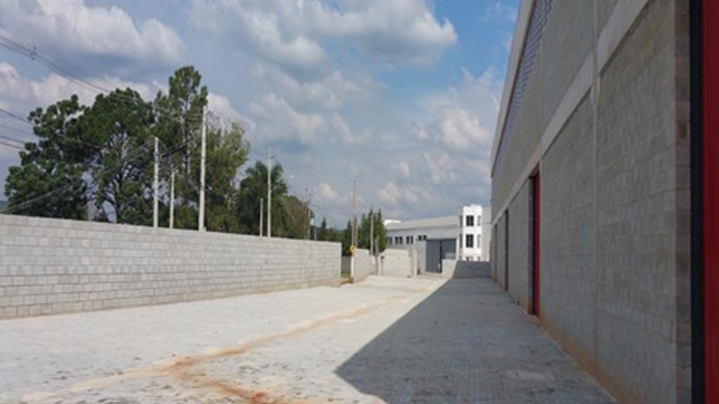 Galpão  industrial para locação, Araçariguama
