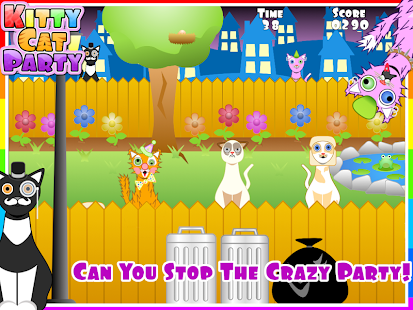 Kitty Cat Party - Lol cats - screenshot