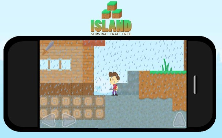 android Island Survival Craft FREE Screenshot 2