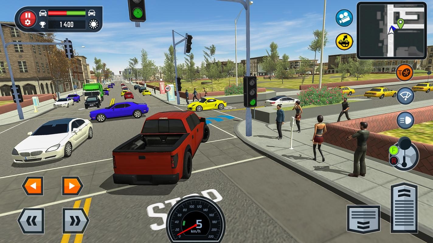 Car Driving School Simulator Screenshot 19
