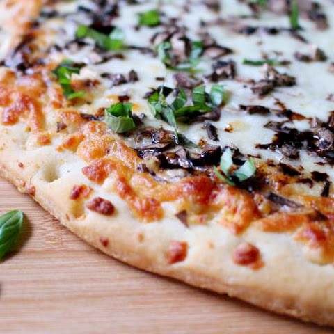 Make a Store Bought Pizza Gourmet!