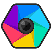 S Photo Editor - Collage Maker Icon