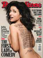 Rolling Stone: Pinlig forside-fejl! Rolling Stone, magasin, Seinfield