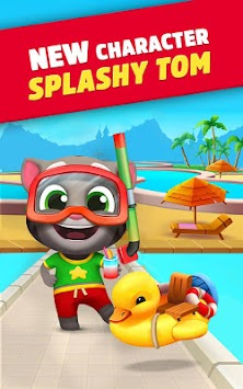 Talking Tom Gold Run APK screenshot thumbnail 15