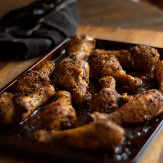 Baked Spicy Drumsticks Recipes