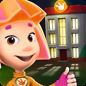 Fiksiki Dream House Games & Home Design for Kids