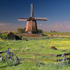 View of Netherlands by Gérard CHATENET - Landscapes Travel