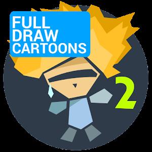 Draw Cartoons 2 FULL For PC