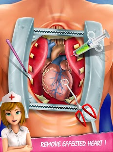 Game Heart Surgery ER Emergency APK for Windows Phone