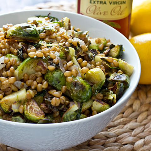 Wheat Berry Side Dish Recipes
