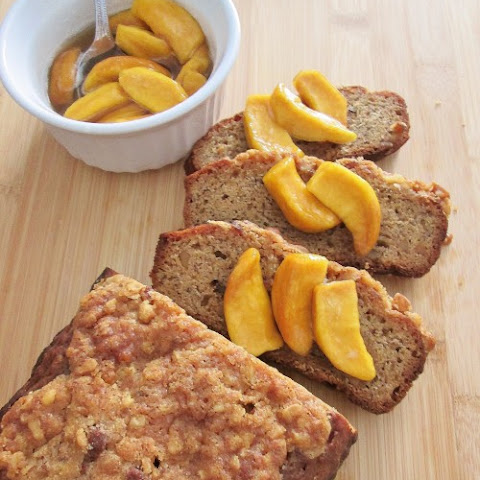 Nut Bread and Fruited Honey