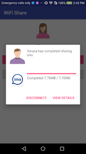 App WiFi Share APK for Windows Phone