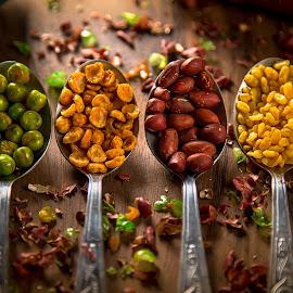 Snacks by Subhasis Mukherjee - Food & Drink Eating ( warm, food, spoon, snacks, light,  )