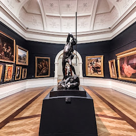 Art Gallery of NSW by Angela Taya - Buildings & Architecture Statues & Monuments