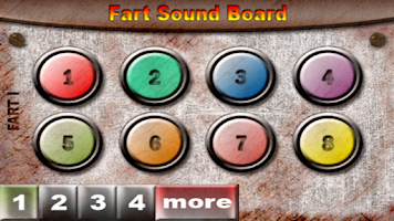 Screenshot of Fart Sound Board: Funny Sounds