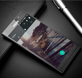 EssentialHome for KLWP- screenshot thumbnail