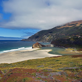 Big Sur by Marie Brown-Serrazina - Landscapes Beaches ( nature, california, ocean, #beach, landscape )