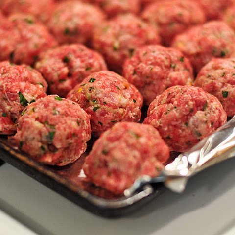 The best Italian-Style Meatball