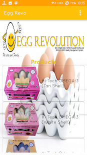 Egg Revo - screenshot