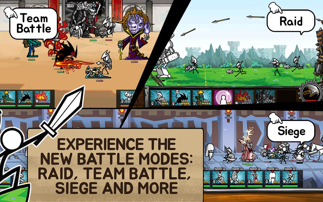 Cartoon Wars 3 Screenshot 2