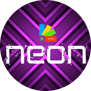 Cover art XNeon-Purple-Xperia Theme