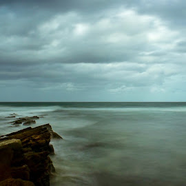 Afternoon at the beach by Johann Bekker - Novices Only Landscapes