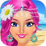Summer Girls Beach Party Salon 1.4 Apk
