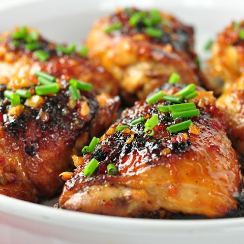 Asian Garlic Chicken