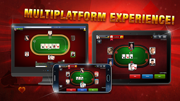 Screenshot of Poker Texas Holdem