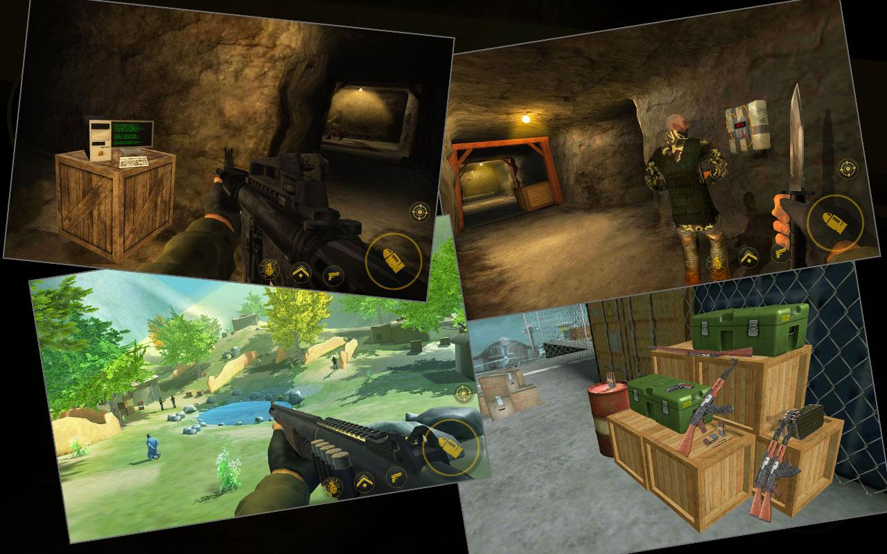 Yalghaar: Action FPS Shooting Game Screenshot 3