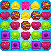 Game Cookie Crush Match 3 Mania 1.1.3 APK for iPhone