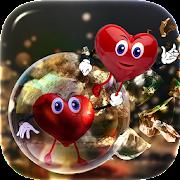3D Marble Heart (HD wallpaper) 1.4 Icon
