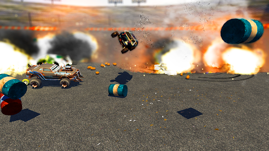 Game Derby Destruction Simulator APK for Kindle