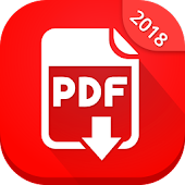 PDF Reader for Android 2018 Icon