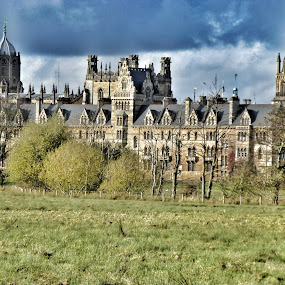 Dreaming Spires - Oxford by Andrea Clayton - Travel Locations Landmarks ( pwclandmarks )
