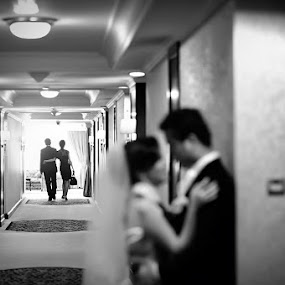 by Sigit Prasetio - Wedding Bride & Groom