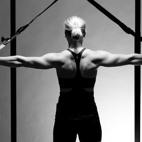 straps by Drew Noel - Sports & Fitness Fitness ( drew noel photography )