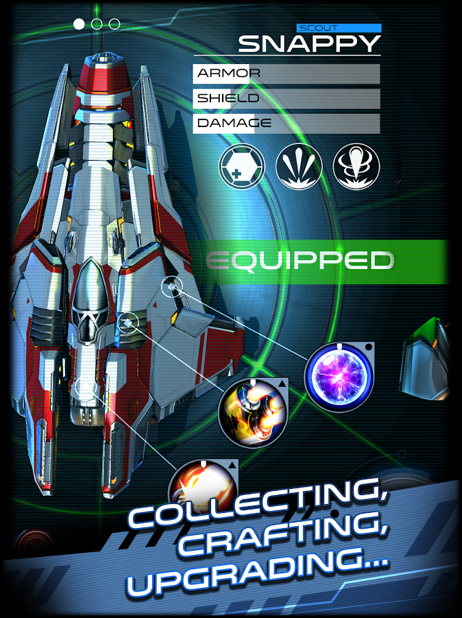 Space Warrior: The Origin Screenshot 8