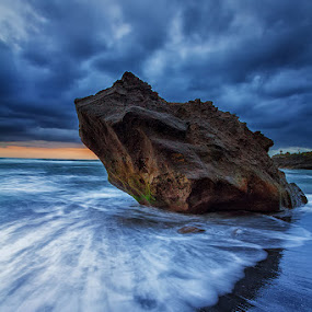 Dragon Egg by Satrya Prabawa - Landscapes Waterscapes