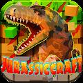 APK Game JurassicCraft Survive & Craft for BB, BlackBerry