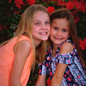 Kemberly and Klaire by Brenda Shoemake - Babies & Children Child Portraits
