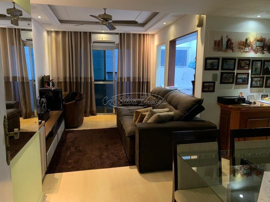 Apartamento à venda, 62 m² por R$ 239.000,00 - Gonzaguinha - São Vicente/SP